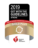 Get with the Guidelines Gold Plus Quality Award