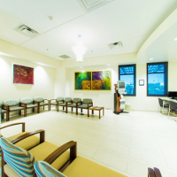 Virtual Tour of the Cancer Center Lobby