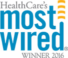 HealthCare's Most Wired winner