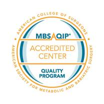 MBSAQIP Accredited Bariatric Center