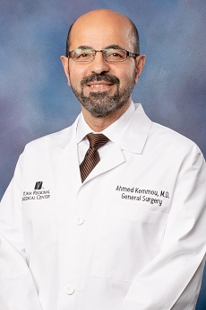 Dr. Ahmed Kemmou, General Surgery