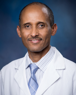 Habteab Feseha, MD, Chief of Staff
