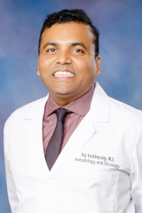 Dr. Raju Vaddepally, Oncologist