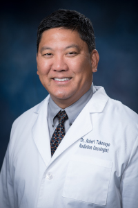 Dr. Robert Takesuye, Radiation Oncologist