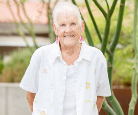 Barbara, Local Cancer Patient